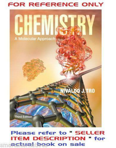 Chemistry a molecular approach textbooks education ebay fandeluxe Choice Image
