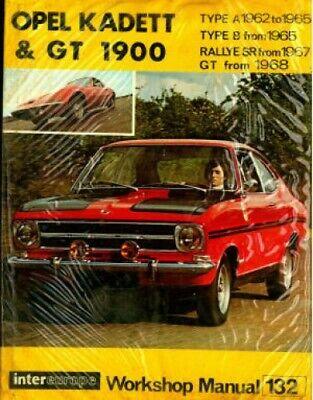 ATE#3.0401-1315.2 67-73 Opel Kadett B,Olympia,Ralley,GT 1100cc Rr ...