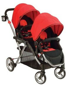 ISO Contours double stroller