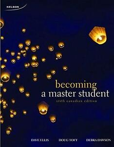 Becoming a master student 6th canadian edition $20 ONLY