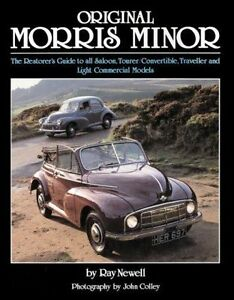 Original Morris Minor:The Restorer's Guide to all Saloon,Convertible,CHRISTMAS .