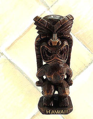 Tiki Statue   eBay