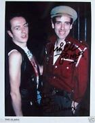 The Clash Signed