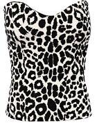 Ladies Leopard Print Tops