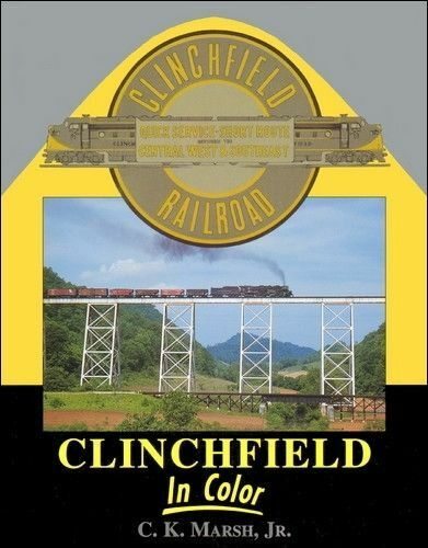 CLINCHFIELD in Color, Vol. 1 - (NEW BOOK)