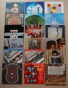 Schallplattensammlung Rock