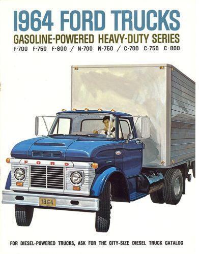ford heavy duty trucks ebay. Black Bedroom Furniture Sets. Home Design Ideas