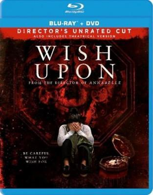 Wish Upon (DVD,2017)](Business Halloween Wishes)