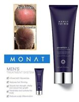 MONAT Natural Hair Regrowth 2-in-1 Shampoo and Conditioner