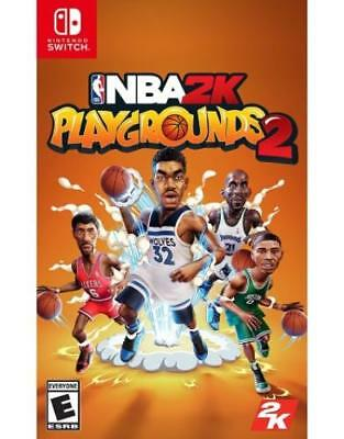 Taketwo Interactive 55369 Nba 2k Playgrounds 2 Nsw