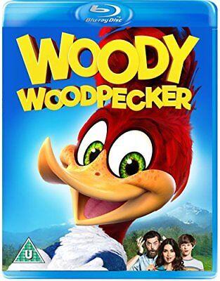Woody Woodpecker [Blu-Ray] [DVD][Region 2]