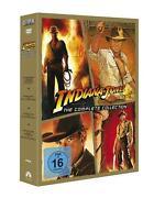 Indiana Jones DVD
