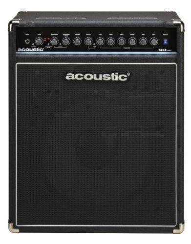 bass guitar amplifier ebay. Black Bedroom Furniture Sets. Home Design Ideas