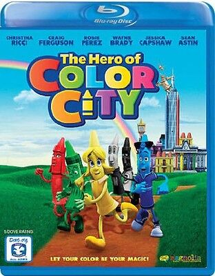 The Hero Of Color City  Blu Ray Disc  2014  Amazon Top Rated Disc Must Have