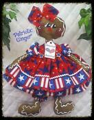 Primitive Americana Doll