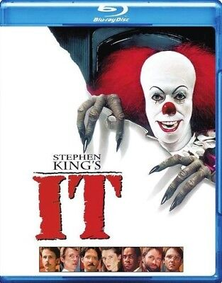 STEPHEN KING'S IT BLU-RAY NEW! HORROR SCARY TERROR EVIL CLOWN, MURDER, HALLOWEEN](Halloween Murders)