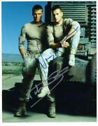 Jean Claude Van Damme Autograph