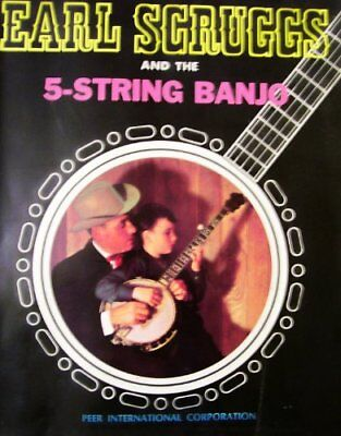 B0006CPYD0 Earl Scruggs and the 5-String Banjo for sale  USA
