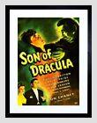 Dracula Vampire Art Posters
