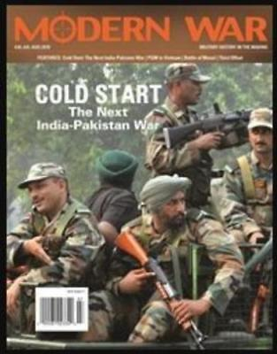 Modern War 36 With Cold Start The Next India Pakistan War Decision (The New Pakistan)
