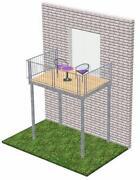 Balkon Bausatz