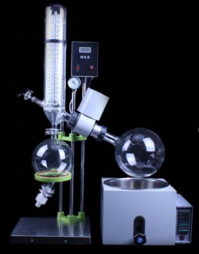 Latest 110 V 5 L Rotary Evaporator Rotavapor Lab equipment RE501