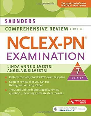 Saunders Comprehensive Review for the NCLEX-PN® Examination 7th Edition