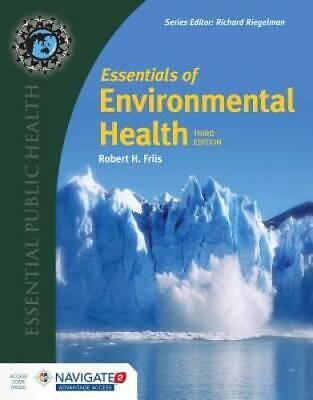 Essentials Of Environmental Health - Paperback By Friis, Robert H. - GOOD