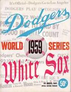 Chicago White Sox Program