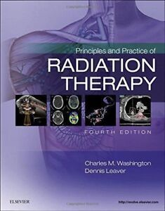 Principles and Practice of Radiation Therapy (4th Ed.)-Like New
