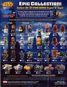 Burger King Star Wars Toys