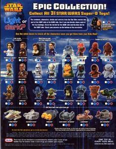 Fast Food Star Wars Disney