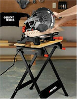 BRAND NEW Black & Decker WM125 Workmate 125 Portable Work Bench