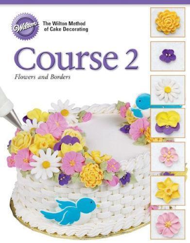 Wilton Course Book Ebay