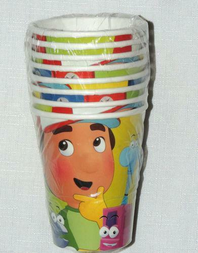 Handy manny party supplies ebay for Handy manny decorations