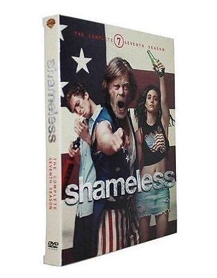Shameless  Season 7  3 Disc Set  Us Seller Same Day Ship Get Item In 1 3 Days
