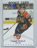FREE Connor McDavid OHL RC Rookie Hockey Card @ Sports Card Show
