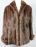 Squirrel Fur Coat