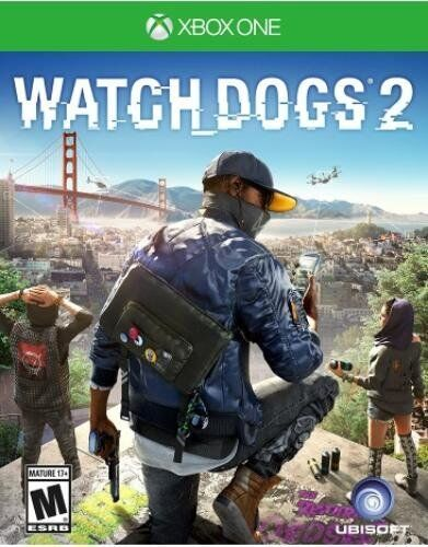WATCH DOGS 2  (XBOX ONE, 2016)...