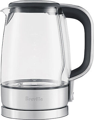 Breville the Crystal Clear BKE595XL Electric Kettle - 1800 W