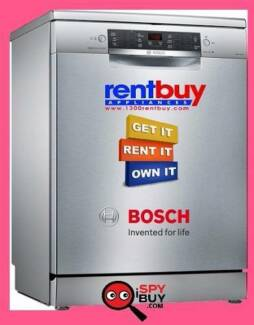 Bosch SMS66M102A Stainless Steel Dishwasher - Pick up Save 10%