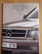 Mercedes Prospekt