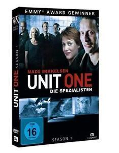 Unit One - Staffel 1 (2014) - 3 DVD's - Isenbüttel, Deutschland - Unit One - Staffel 1 (2014) - 3 DVD's - Isenbüttel, Deutschland