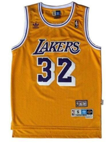 magic johnson jersey number