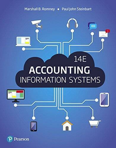 Accounting information systems 14th edition ebook pdf 1 of 5 fandeluxe Gallery