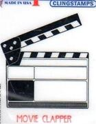Movie Rubber Stamp