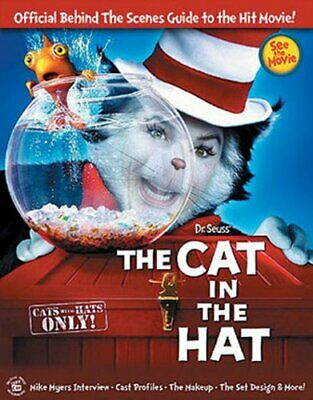 Dr Seuss  The Cat in the Hat  Official Behind the Scenes Guide to