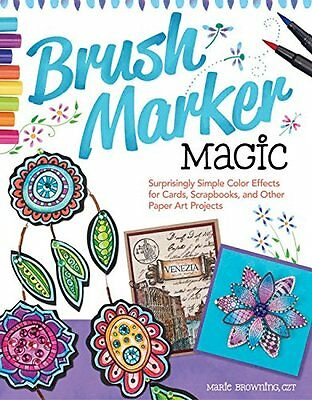 Design Originals-Brush Marker Magic