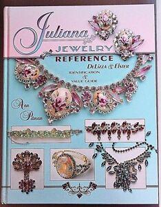 ISO Vintage Antique Jewelry Reference Books