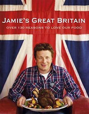 Jamie's Great Britain, Oliver, Jamie, Very Good, Hardcover